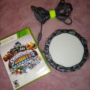 Skylanders Giants Game/Portal XBOX 360
